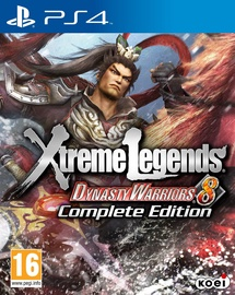 Dynasty Warriors 8 Xtreme Legends Complete Ed. PS4