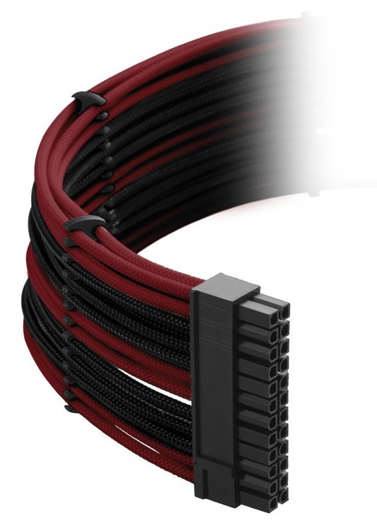CableMod RT-Series ModMesh Classic Cable Kit for ASUS/ Seasonic Black/Blood Red