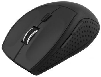 Kompiuterio pelė Esperanza EM123 Black, bevielė, optinė