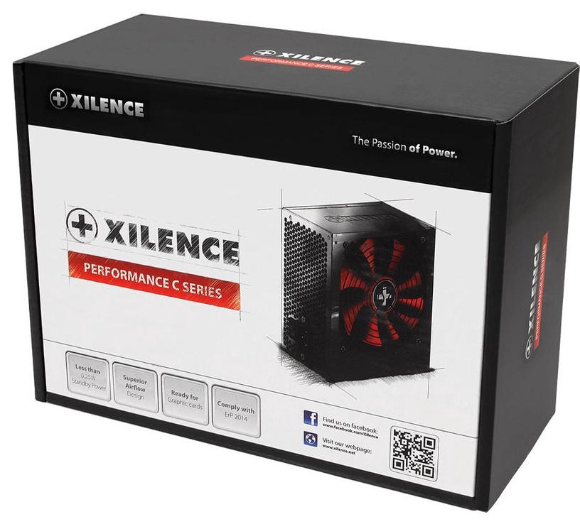 Xilence Perfomance C PSU 500W ATX XP500R6