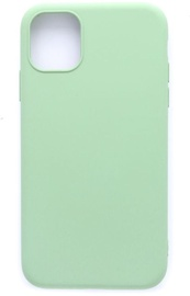 Evelatus Soft Silicone Back Case For Apple iPhone 11 Pro Max Mint