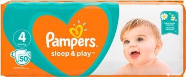 Pampers Sleep Play & S4 50Pcs