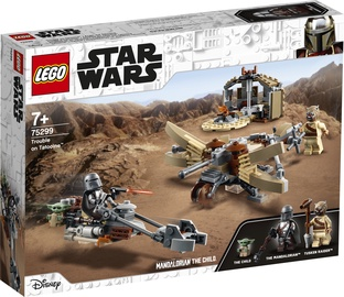 Constructor LEGO Star Wars Trouble On Tatooine 75299