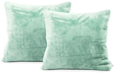 DecoKing Pillowcase Mic Peppermint 45x45 2pcs