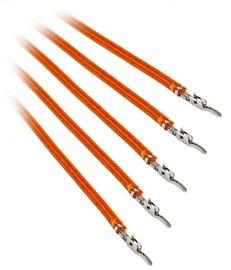 BitFenix Alchemy 2.0 PSU Cable 5x 20cm Orange