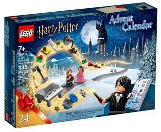 Konstruktorius LEGO Harry Potter TM 75981 Advento kalendorius