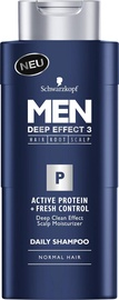 Schwarzkopf Active Protein Freshness Kick Men Shampoo 250ml