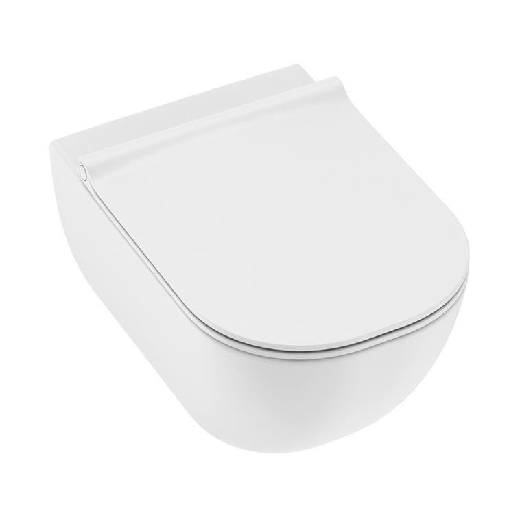 Sienas tualete Jika Mio-N Rimless H8207140000001, 360x530 mm