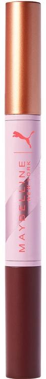 Akių šešėliai Maybelline Puma Matte Metallic Duo Stick Heat Flash, 0.8 g