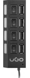 USB-разветвитель (USB-hub) UGO Maipo HU110 UHU-1482