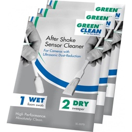 Green Clean SC-5070-3 After Shake Wet & Dry Sensor Cleaner Kit