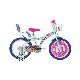 Vaikiškas dviratis Dino Bikes LOL 616G, 16'