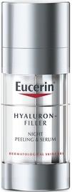 Veido serumas Eucerin Hyaluron Filler Peeling & Serum Night, 30 ml
