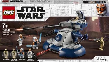 Конструктор LEGO Star Wars Wars Бронированный штурмовой танк (AAT™) 75283, 286 шт.