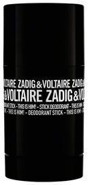 Zadig & Voltaire This Is Him! 75ml Deodorant Stick