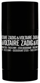 Zadig & Voltaire This Is Him! 75ml Deodorant Stick