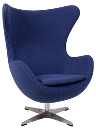 Home4you Armchair Grand Star Blue