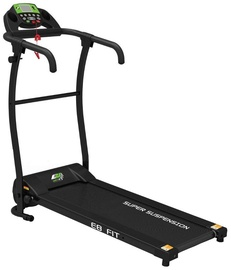Energetic Body Electric Treadmill Black W200