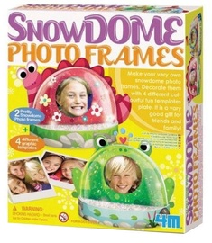 4M Snow Dome Picture Frame Set