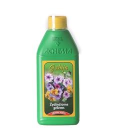 Trąšos žydinčioms gėlėms Agrochema Gabija, 0.5 l