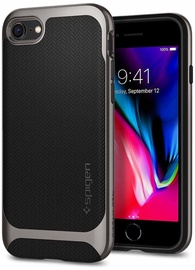 Spigen Neo Hybrid Herringbone Back Case For Apple iPhone 7/8 Grey