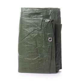Брезент Okko, зеленый, 4000x6000 мм