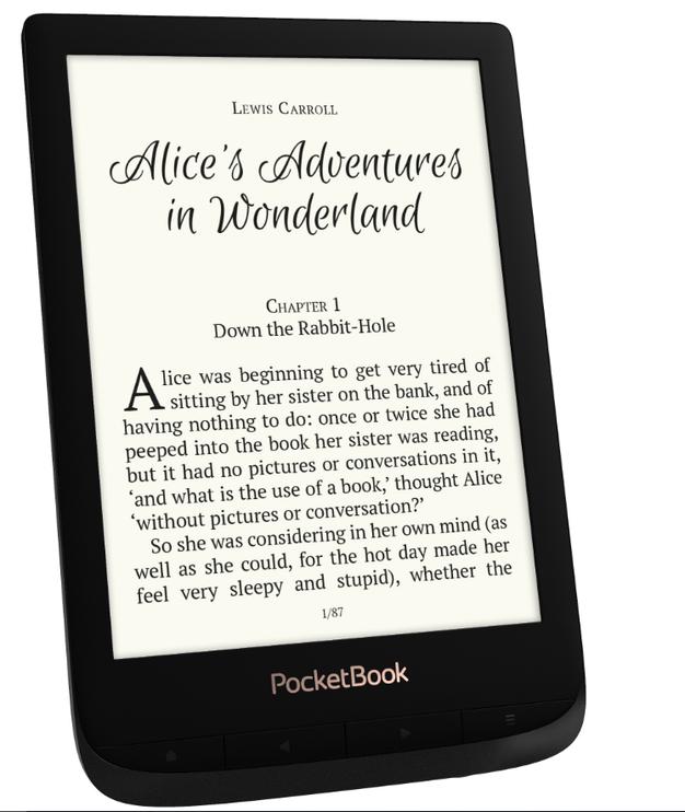 Elektroninė knygų skaityklė Pocketbook Pocketbook Touch Lux 4, 8 GB