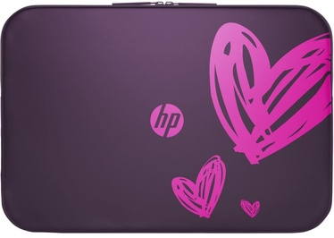 "HP Notebook Sleeve 15.6"" Purple"