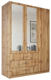 Stolar Pekin D3 Wardrobe 148x215x60 Oak