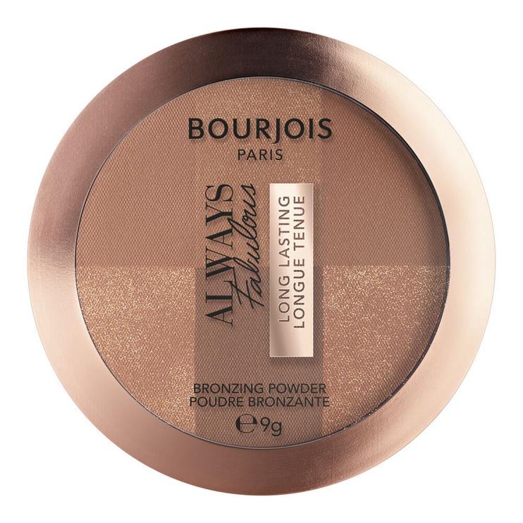 Bourjois Paris Always Fabulous Long Lasting Bronzing Powder 9g 002