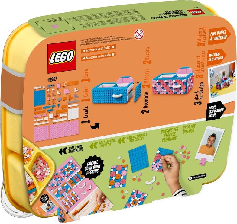 Konstruktorius LEGO®DOTs 41907 Pieštukinė