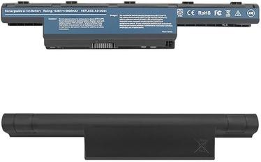 Аккумулятор для ноутбука Qoltec Long Life Notebook Battery For Acer Aspire 4741 6600mAh
