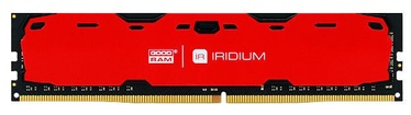 Operatīvā atmiņa (RAM) Goodram IRIDIUM Red IR-R2400D464L17/16G DDR4 16 GB