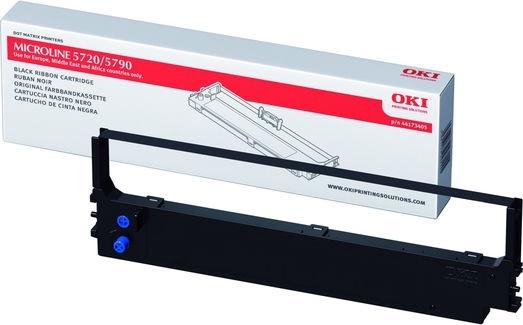 Oki Microline Ribbon Tape Black 44173405