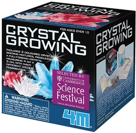 4M Crystal Growing Kit 3913