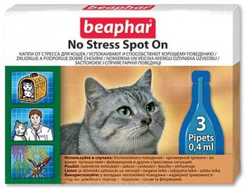 Beaphar No Stress Spot On Cat