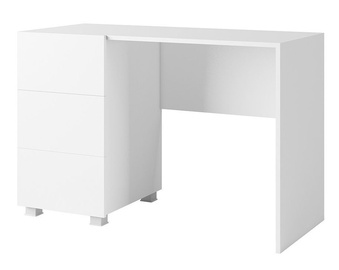 GIB Meble Writing Desk Calabrini White
