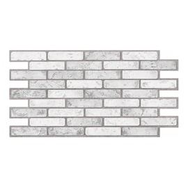 SN Decoration Board 498x980mm Brick Light