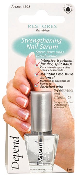 Depend Strenghtening Nail Serum 8ml