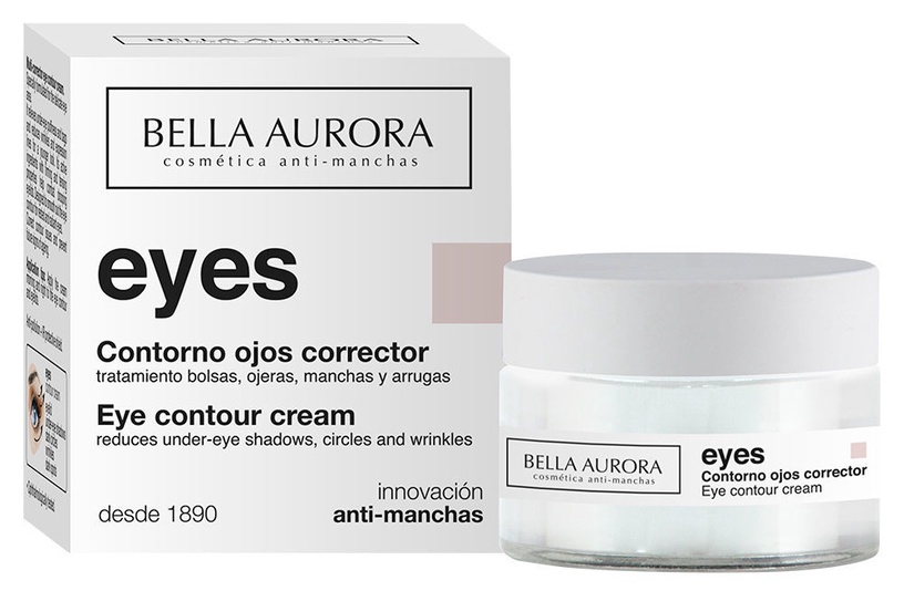 Bella Aurora Eye Contour Cream 15ml