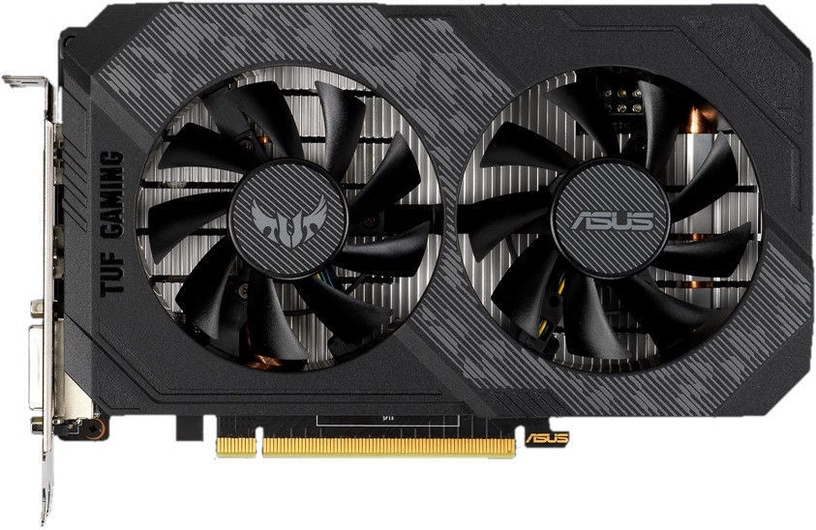Asus TUF Gaming GeForce GTX 1650 OC 4GB GDDR6 PCIE TUF-GTX1650-O4GD6-P-GAMING