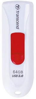 Transcend 64GB JetFlash 590 USB 2.0 White