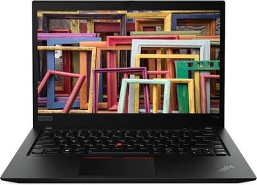"""Klēpjdators Lenovo ThinkPad T T14s Gen 1 Black 20T0001XPB PL Intel® Core™ i7, 16GB/512GB, 14"""""""
