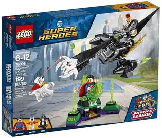 LEGO Super Heroes Superman & Krypto Team-Up 76096