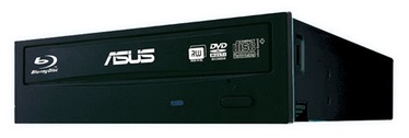 Asus Blu-Ray SATA 16X Black Bulk BW-16D1HT/BLK/B/AS