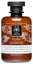 Apivita Pure Jasmine Shower Gel 300ml