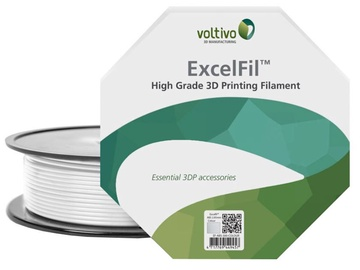 Voltivo PLA Filament Cartridge 2.85mm White