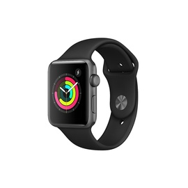 Išmanusis laikrodis Apple Watch Series 3 Space, pilkas