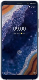 Mobilusis telefonas Nokia 9 PureView Midnight Blue, 128 GB