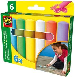 SES Creative Playground Chalks 6pcs
